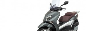 Yamaha actualiza los scooter X-City y BW's