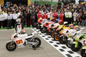 Video homenaje a Marco Simoncelli en Valencia