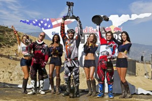 Todd Potter gana en California el 2º round de los Red Bull X-Fighters. Galería de fotos