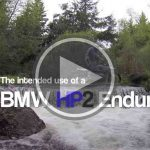 BMW HP2 Enduro en acción