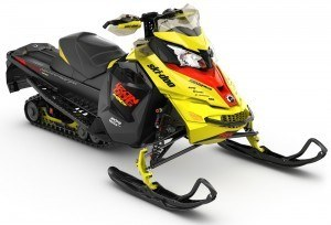 Ski-Doo MX Z Iron Dog Special