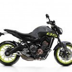 Yamaha MT-09 ABS (2016)