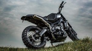 Nueva Yamaha XSR900 Yard Built Monkeebeastt de Wrenchmonkees