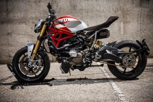 Ducati Monster 1200 S XTR Siluro para el World Ducati Week
