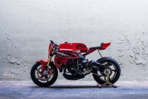 MV Agusta Ago TT de Deux Ex Machina California
