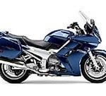 Yamaha produce la 2005 Galaxy Blue FJR 1300