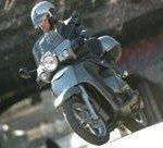 Italia disfruta de la nueva Scarabeo 250