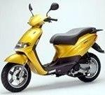 La Derbi Atlantis 50cc elegido scooter para Dorna