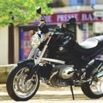 Nueva BMW R 1200 R, sucesora directa de la R 1150 R