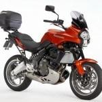 Kawasaki presenta una completa gama de accesorios para la nueva Versys