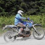 Phil Gunn lidera el UK Big Bike Challenge con una BMW HP2