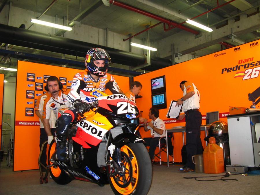 Conoce Quién Es Quién En El Equipo Repsol Honda De Motogp
