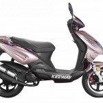 Keeway Motor España anuncia medidas legales contra las copias de su F-ACT