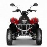 """Gilera presenta el Oregon 250, el primer quad deportivo """"Made in Italy"""""""