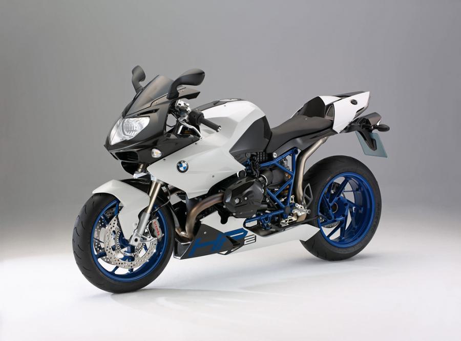 BMW presenta la nueva HP2 Sport, la bóxer más potente y ligera de ...