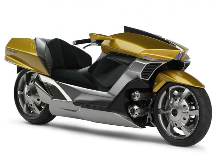 yamaha exhibir 19 modelos en la 40 edici n del tokyo motor show. Black Bedroom Furniture Sets. Home Design Ideas