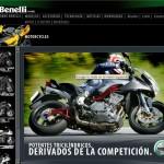 Benelli España estrena su nueva página web