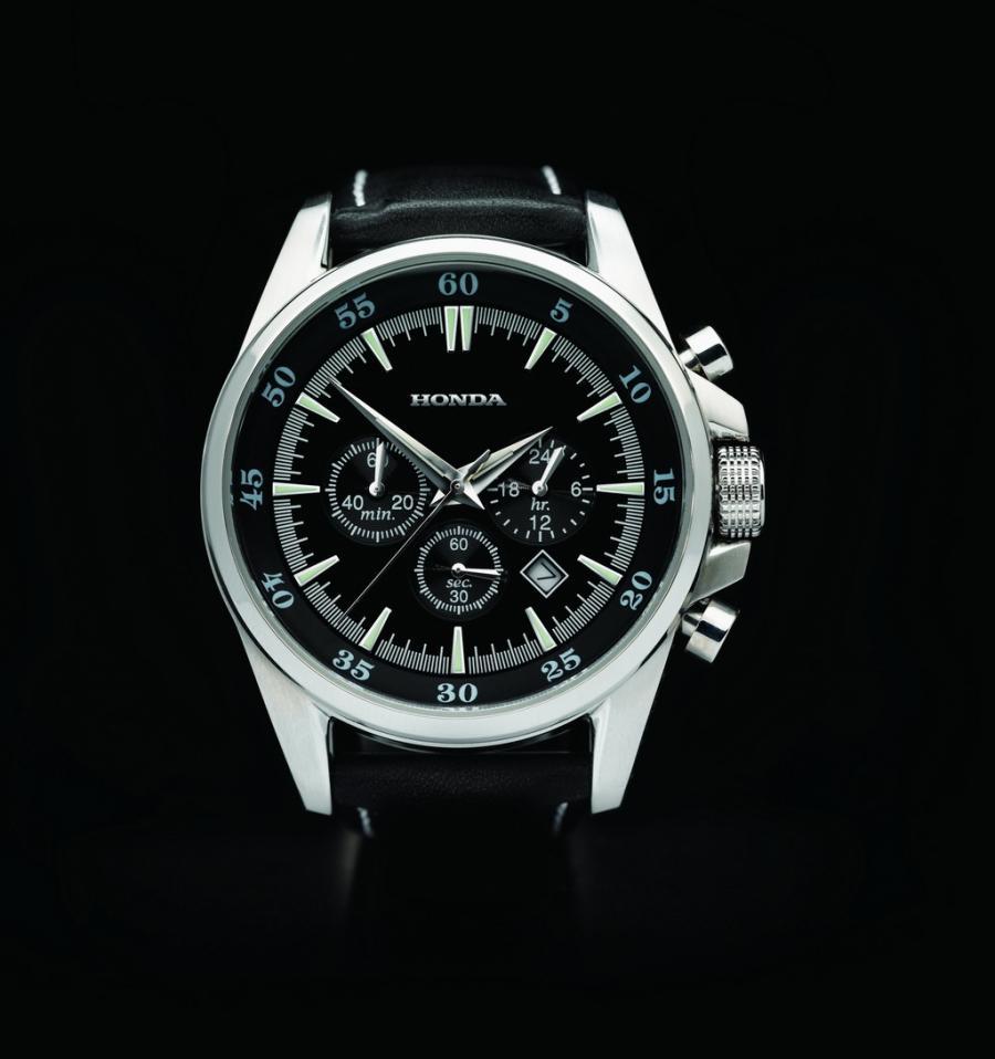 Honda Presenta Su Nueva Colección De Relojes