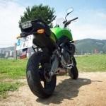 Probamos la Kawasaki Versys: una trail asfáltica con corazón deportivo