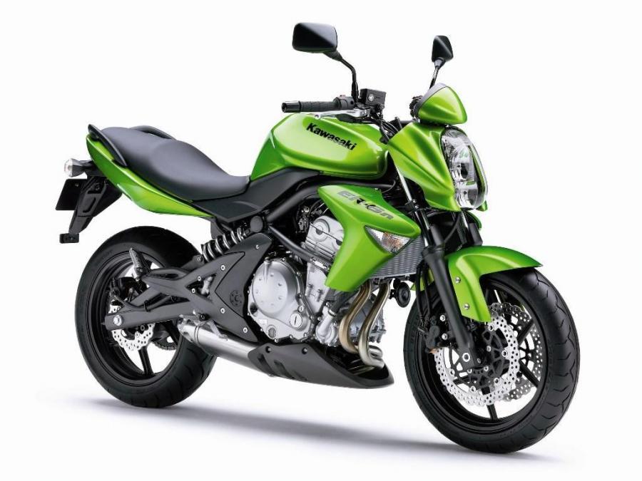 Kawasaki ER-6n 2008 | Agora Moto