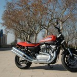 Probamos la Harley-Davidson más deportiva: la nueva XR1200