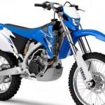 Ya están disponibles las Yamaha WR250F y WR450F de 2009