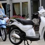 Aprilia presenta el nuevo Scarabeo 50cc 4V