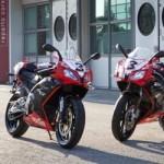 Aprilia presenta las nuevas RS50 y RS125, réplicas de la moto de Superbike