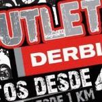 Derbi y PDK Motor organizan un Outlet con modelos de prensa