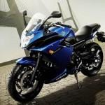 Novedades Yamaha 2010 · La XJ6 Diversion llega con carenado integral