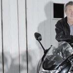 El batería de Pink Floyd elige la Suzuki Bandit 650 S