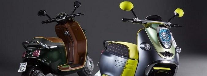 As Es El Mini Scooter E Concept