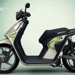 Mius, el scooter eléctrico de Rieju