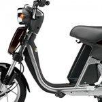 Yamaha presenta en Intermot el scooter eléctrico EC-03