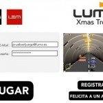 Felicita la Navidad con Luma y participa en el Xmas Trophy