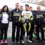 Ossa presenta su equipo de trial