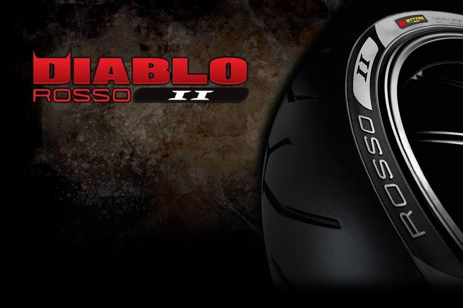 CHLK: El Pirelli Diablo Rosso II, elegido Neumático del