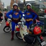 La locura de cruzar Australia en 7 días con una SYM de 100 cc
