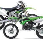 Nuevos gráficos y colores para las Kawasaki KX65, KX85 y KLX450R 2012