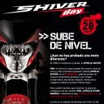 ¿Todavía no te has apuntado al Aprilia Shiver Day de Madrid?