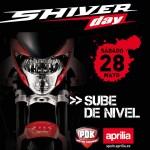 Apúntate al Aprilia Shiver Day en Madrid