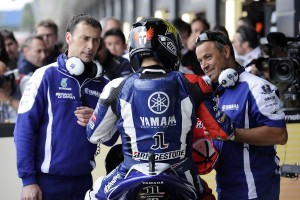 © Yamaha Factory Racing Team.