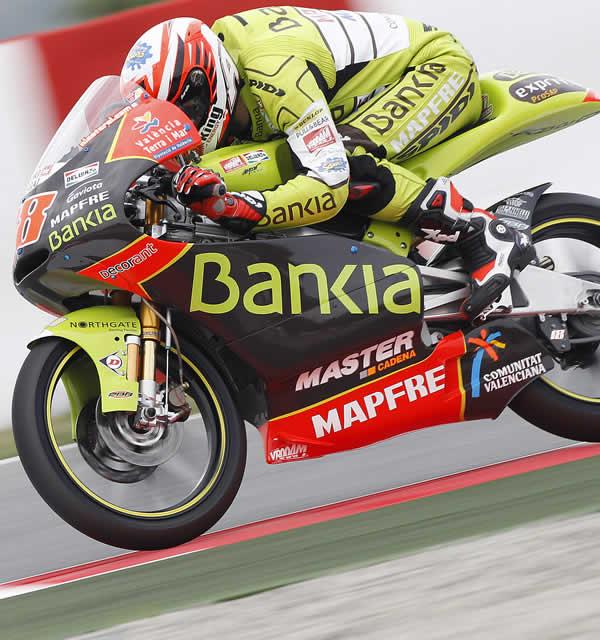 © Bankia Aspar Team.