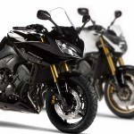 Nueva Yamaha Fazer8 Sport