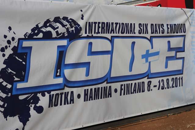 Finlandia y España, grandes favoritas para los ISDE 2011