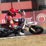 Matthew Winstanley pone la emoción en el GP de Portugal de Supermotard