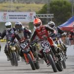 Cinco espectaculares carreras para el cierre del CeSMotard 2011 en Albaida
