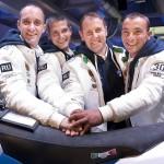El Bordone Ferrari Racing Team se presenta a lo grande en Milán