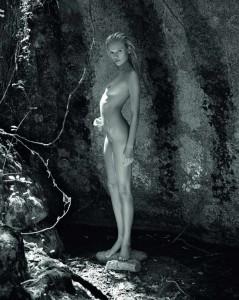 Natasha Poly © Mario Sorrenti.