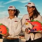KH-7 presenta a su equipo de pilotos para el Dakar